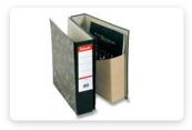 Papírové stojany na katalogy