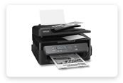 Inkoustová multifunkční zařízení