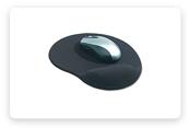 Podložky pod klávesnice, myši