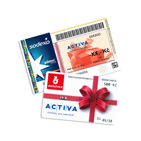 Dárek - ACTIVA Plus