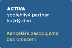 Activa reliable partner