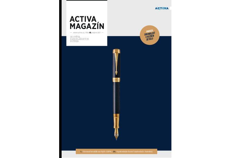 Magazín ACTIVA 17/09
