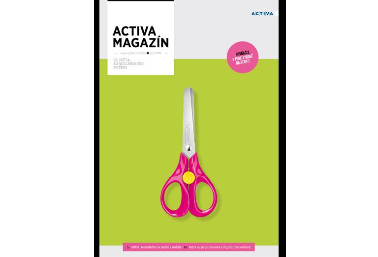 Magazín ACTIVA 18/11
