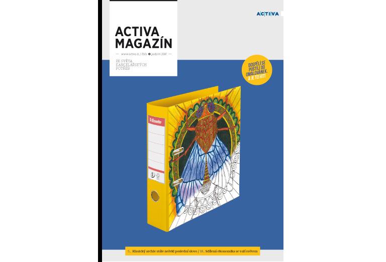 Magazín ACTIVA 16/08